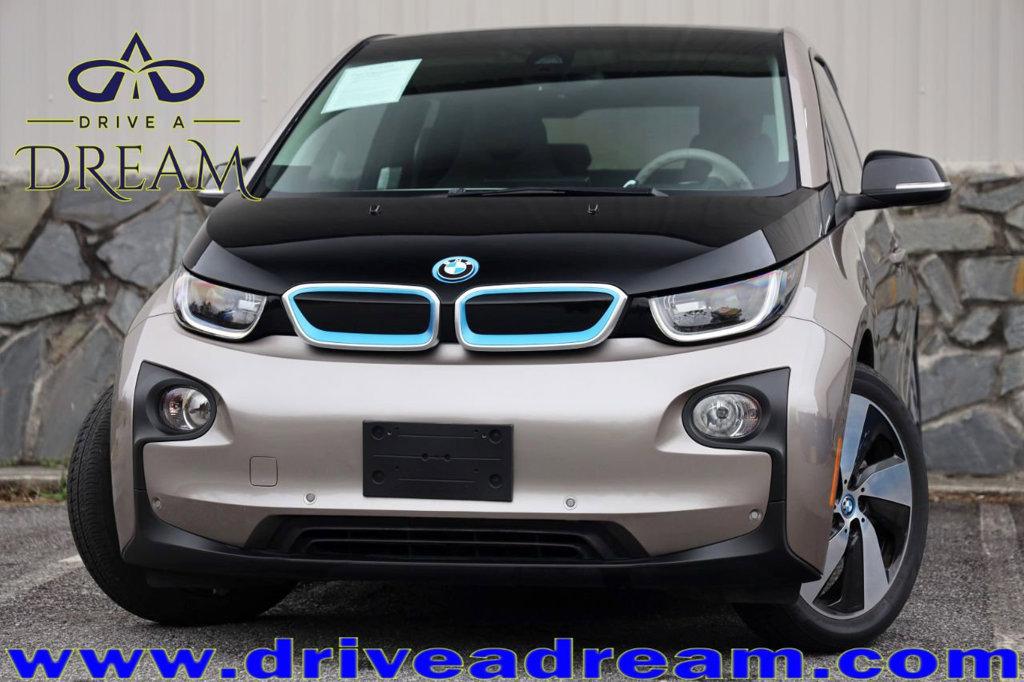 2015 BMW i3  image