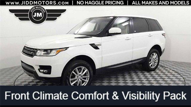 2016 Land Rover Range Rover Sport SE image
