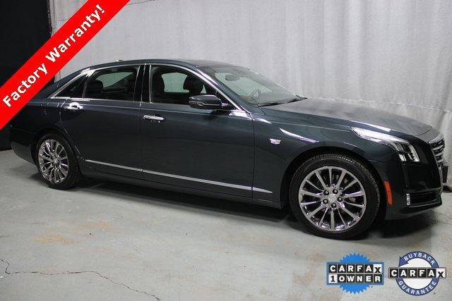 2018 Cadillac CT6 3.6 Luxury AWD image