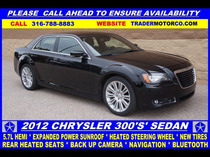2012 Chrysler 300 S image