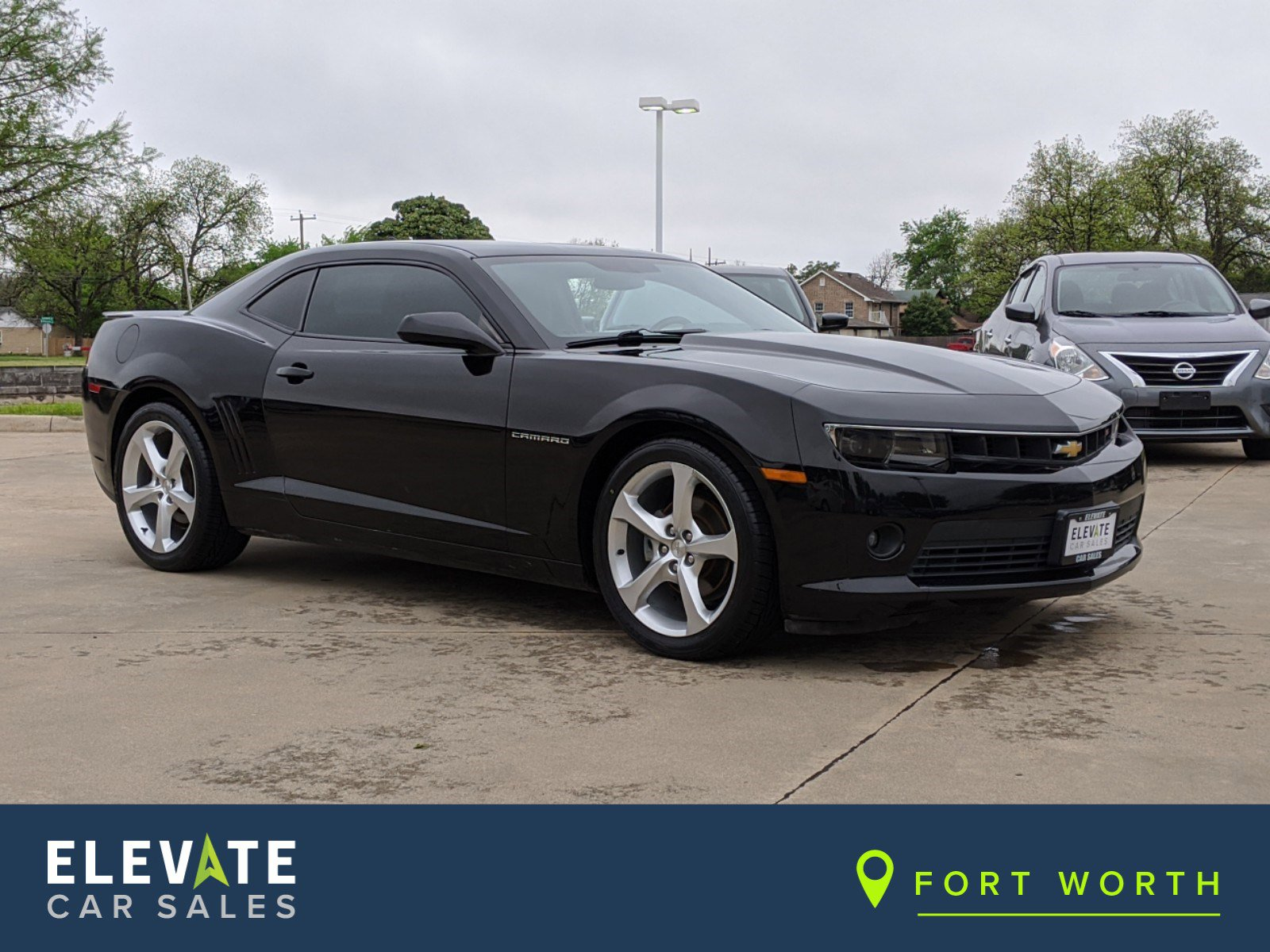 2015 Chevrolet Camaro LT Coupe w/ RS Package image