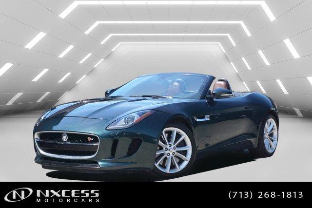 2014 Jaguar F-TYPE S Convertible image