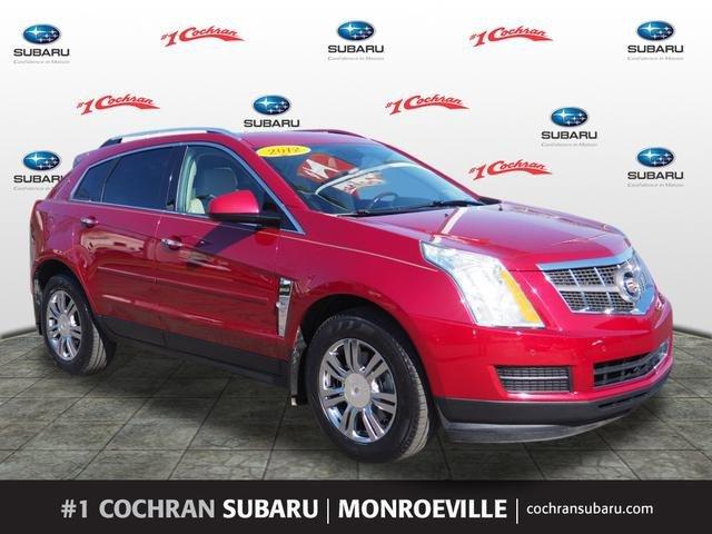 2012 Cadillac SRX AWD Luxury image