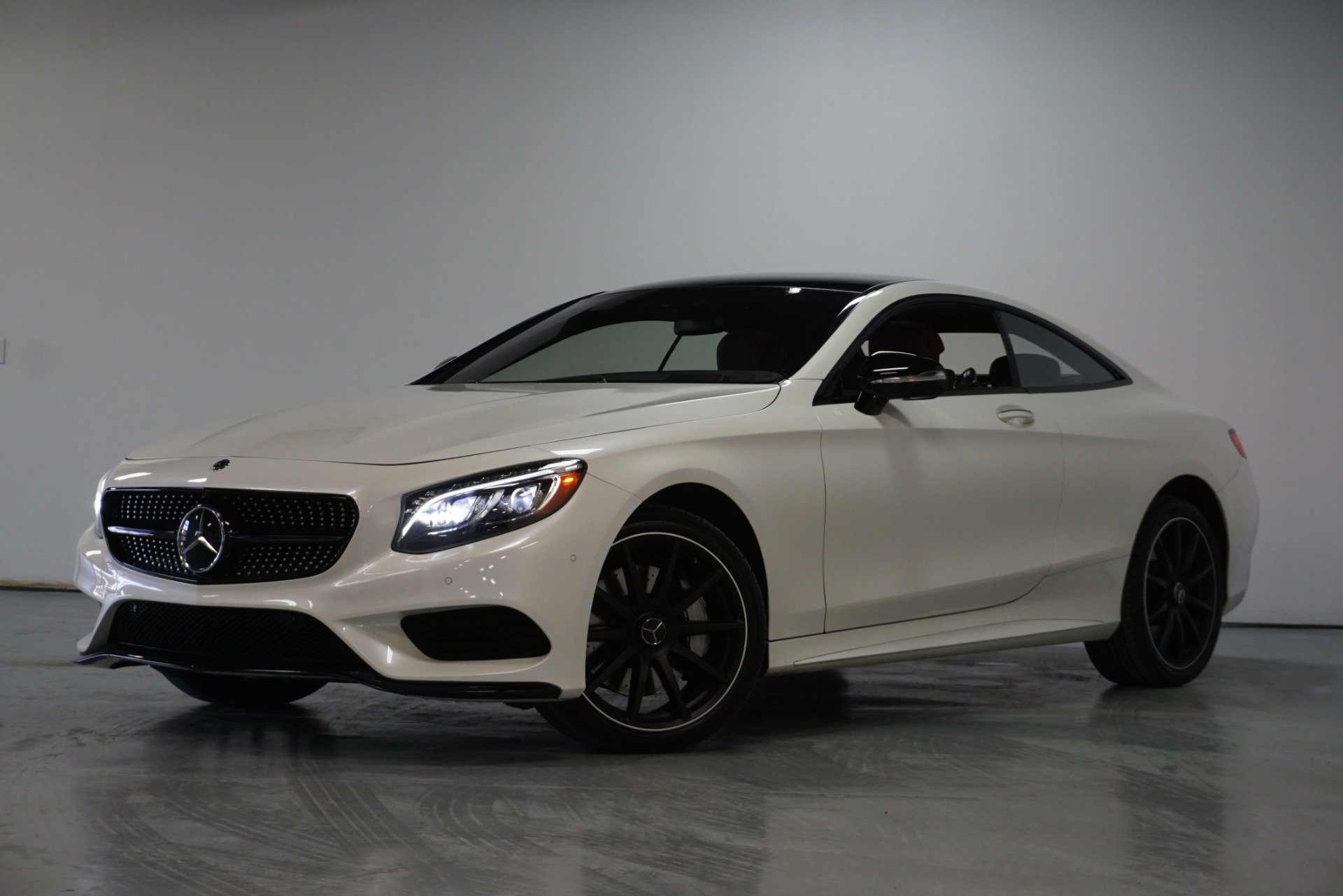 2016 Mercedes-Benz S 550 4MATIC Coupe image