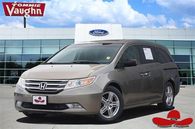 2011 Honda Odyssey Touring image