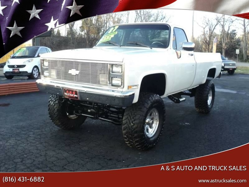 Chevrolet C/K Truck for Sale - Autotrader
