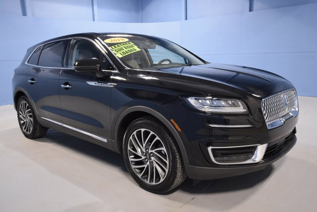 2019 Lincoln Nautilus FWD Reserve image
