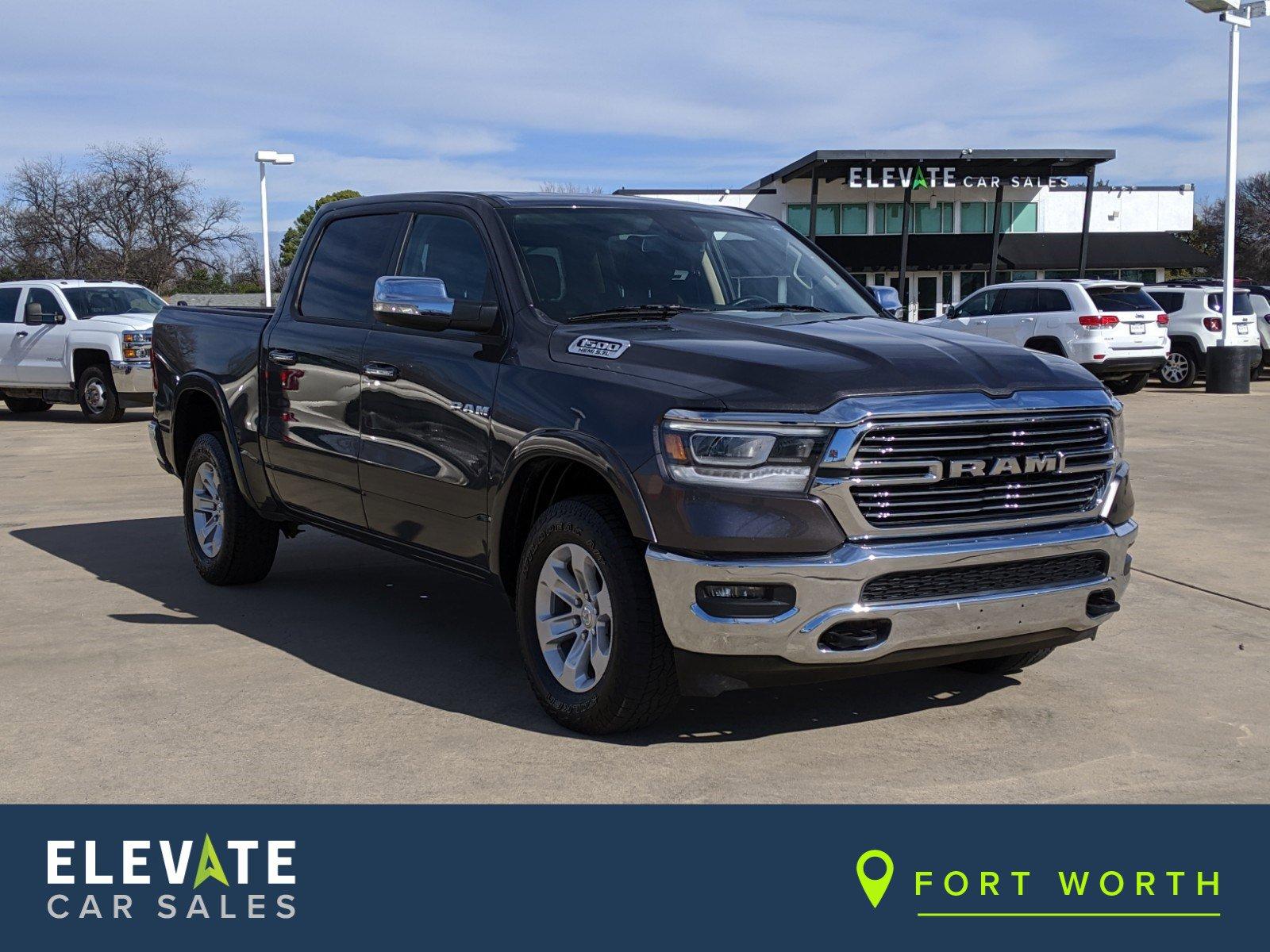 2019 RAM 1500 Laramie image