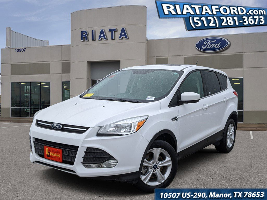 2016 Ford Escape FWD SE image