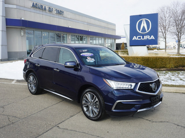 2017 Acura MDX SH-AWD w/ Technology Package image