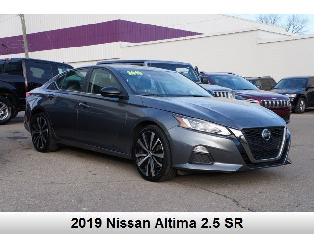 2019 Nissan Altima 2.5 SR image