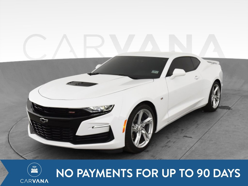 2019 Chevrolet Camaro SS Coupe w/ 1SS image