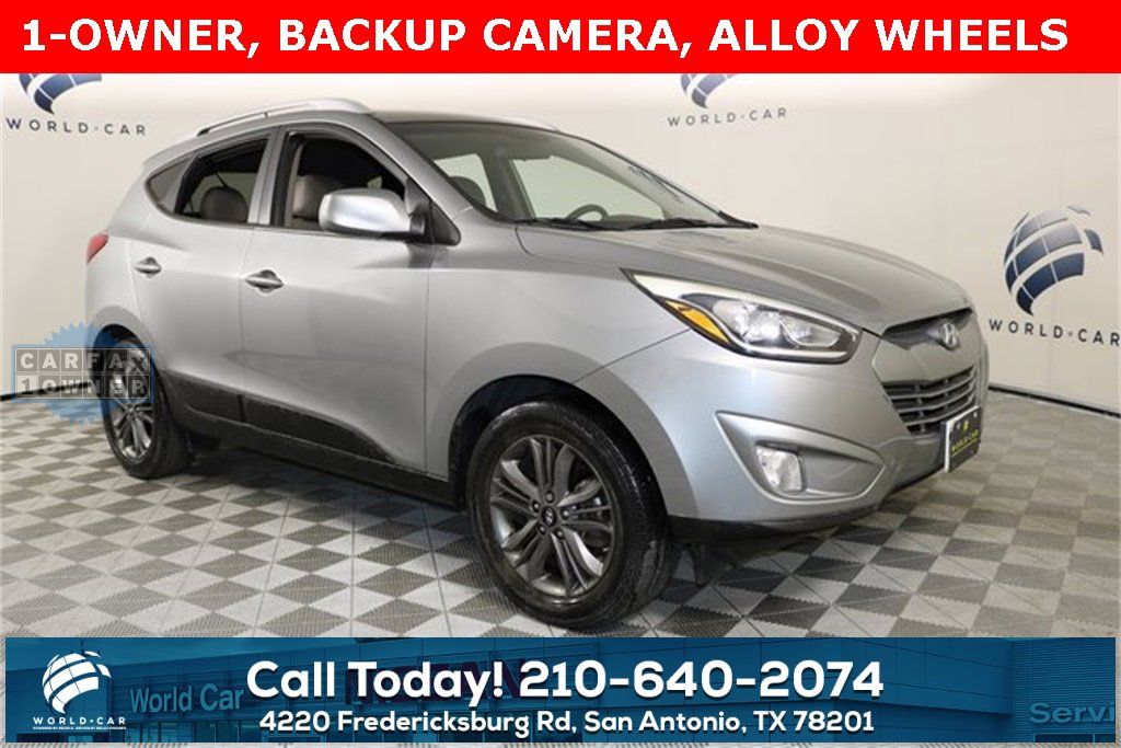 2015 Hyundai Tucson SE image