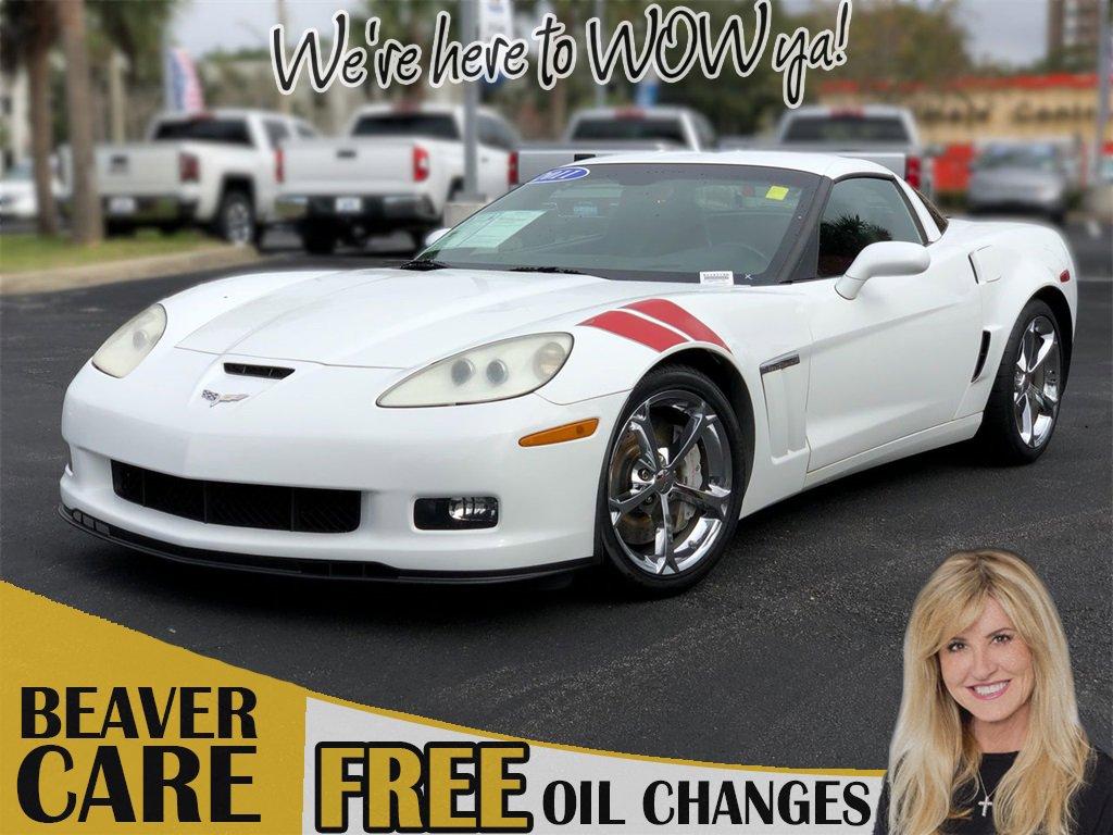 2011 Chevrolet Corvette Grand Sport Coupe w/ 3LT image