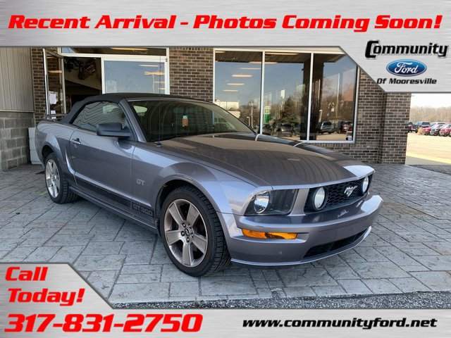 2007 Ford Mustang GT Convertible image