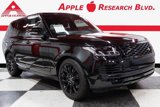 2018 Land Rover Range Rover Supercharged image