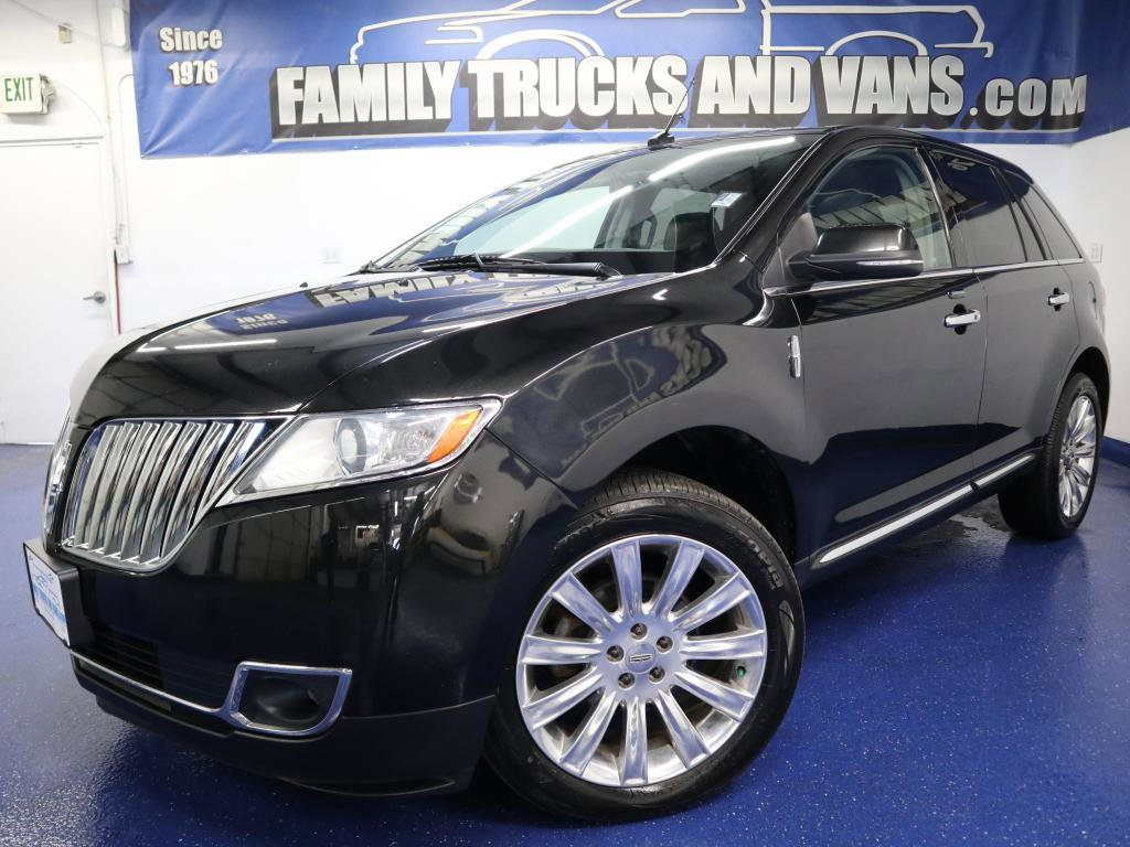 2015 Lincoln MKX AWD image