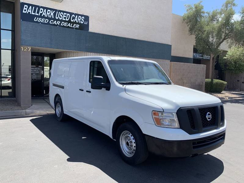 2015 Nissan NV 1500 w/ Power Package image