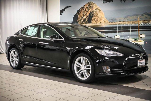 2013 Tesla Model S  image