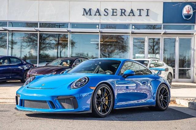 2018 Porsche 911 GT3 Coupe image