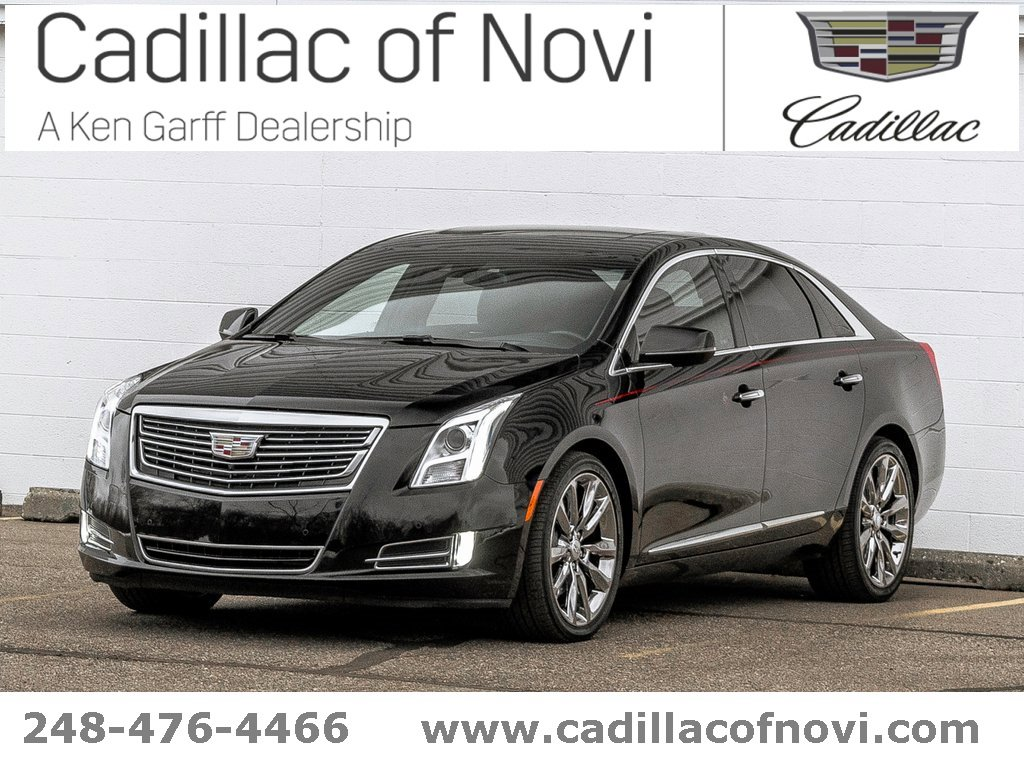 2017 Cadillac XTS Vsport Platinum AWD image