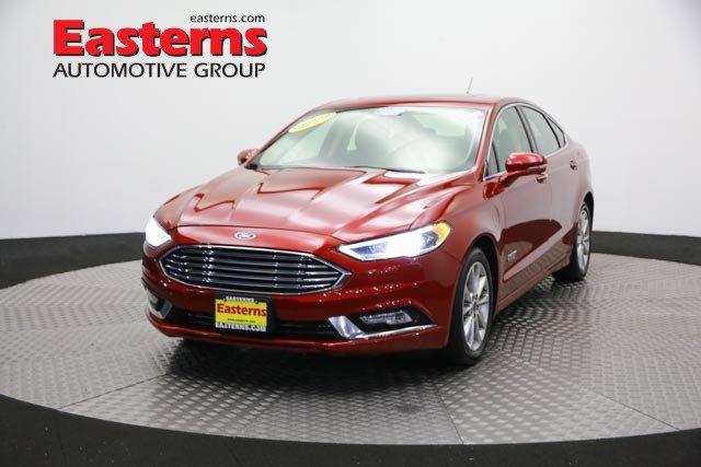 2017 Ford Fusion Energi SE Luxury image