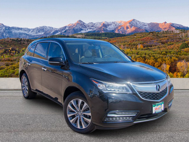 2014 Acura MDX SH-AWD w/ Technology Package image