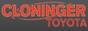 Cloninger Toyota in Salisbury, NC 28147