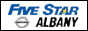 Five Star Nissan Albany in Albany, GA 31705