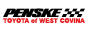 Penske Toyota of West Covina in WEST COVINA, CA 91791-1909