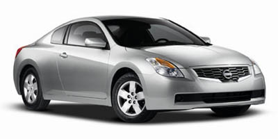 Review: 2008 Nissan Altima Coupe