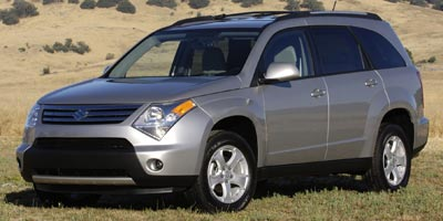 Driven: 2008 Suzuki XL7 Limited