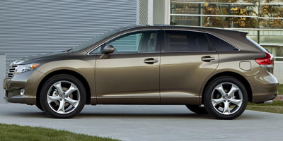Review: 2009 Toyota Venza
