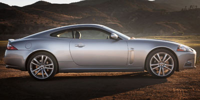 Flash Drive: 2009 Jaguar XKR Convertible