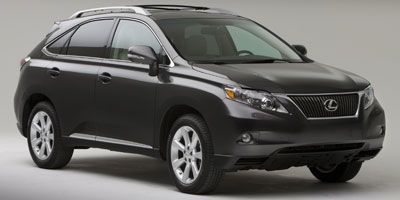Review: 2010 Lexus RX 350