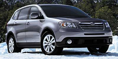 Flash Drive: 2009 Subaru Tribeca