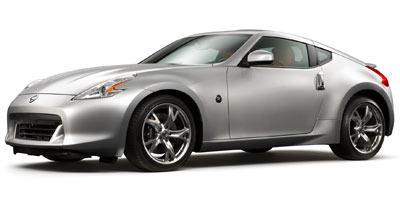 Flash Drive: 2009 Nissan 370Z Touring