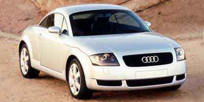 Spy Shots: 2000 Audi TT Supersport