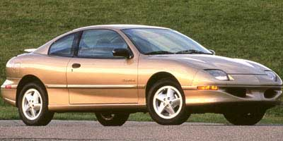 1997 Pontiac Sunfire SE Sedan
