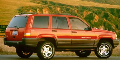 Pre-Owned Profile: 1993-1998 Jeep Grand Cherokee