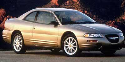 1999 Chrysler Sebring Coupe LXi