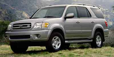 Sneak Preview: 2001 Toyota Sequoia
