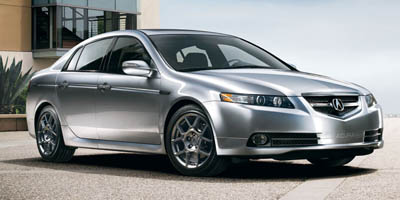 2007 Acura TL 4dr Sdn MT Type-S Summer Tires
