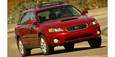 2007 Subaru Outback 2.5XT Limited