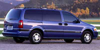 2001 Chevrolet Venture 4dr Ext WB LT 1SD Pkg w/ABC or ABF