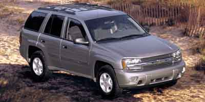 2002 Chevrolet TrailBlazer LS
