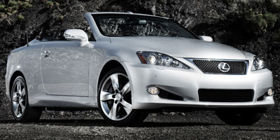 2011 Lexus IS Models