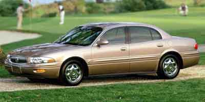 2002 Buick Le Sabre Limited