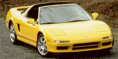 2001 Acura NSX 2dr NSX-T Open Top 3.2L Manual