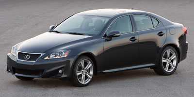 2013 Lexus IS Models